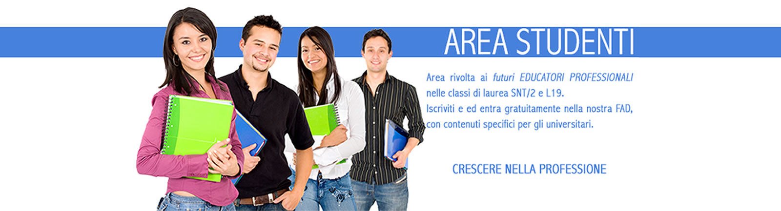 Area Studenti